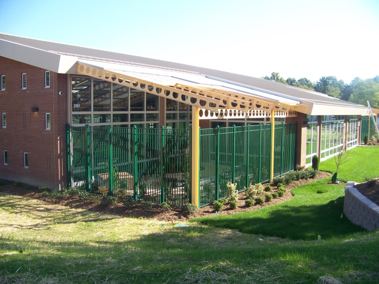McGirt-Horton   Greensboro Library, NC