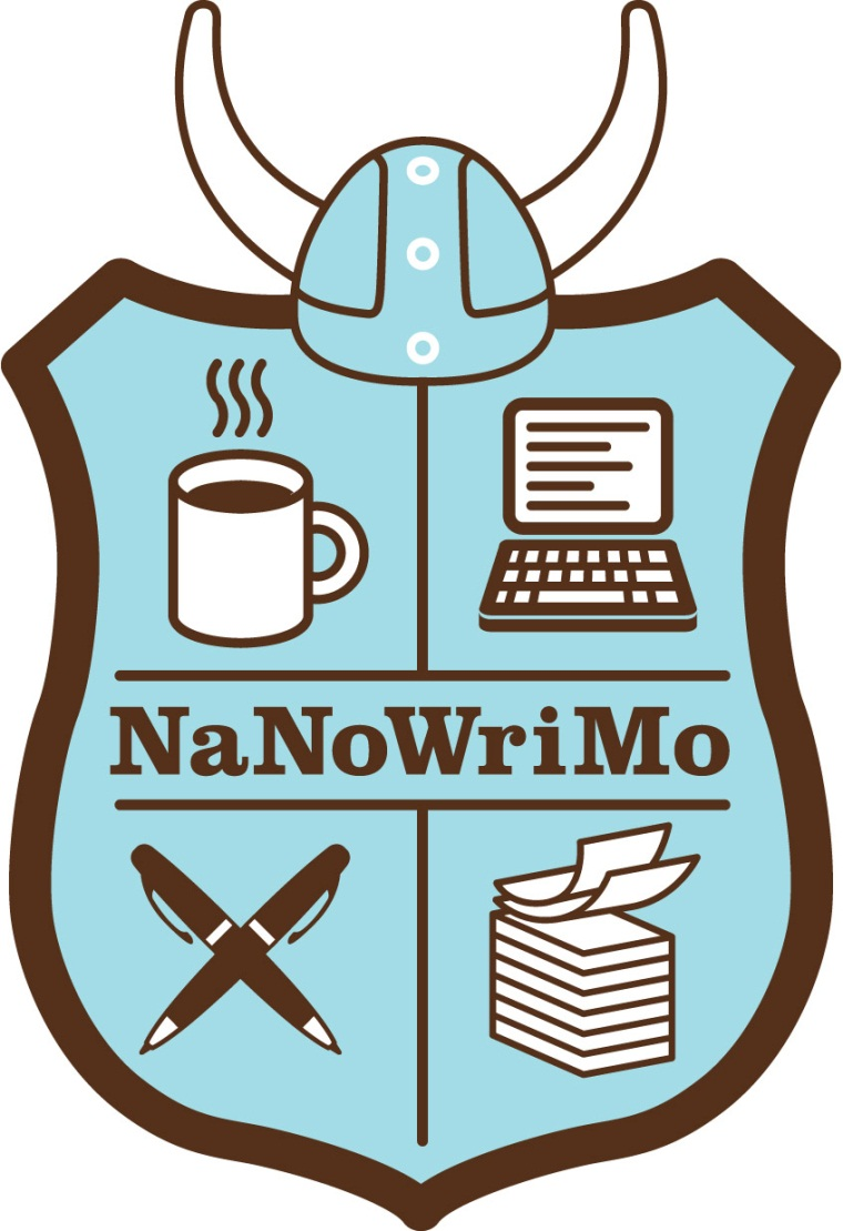 NaNoWriMo Shield