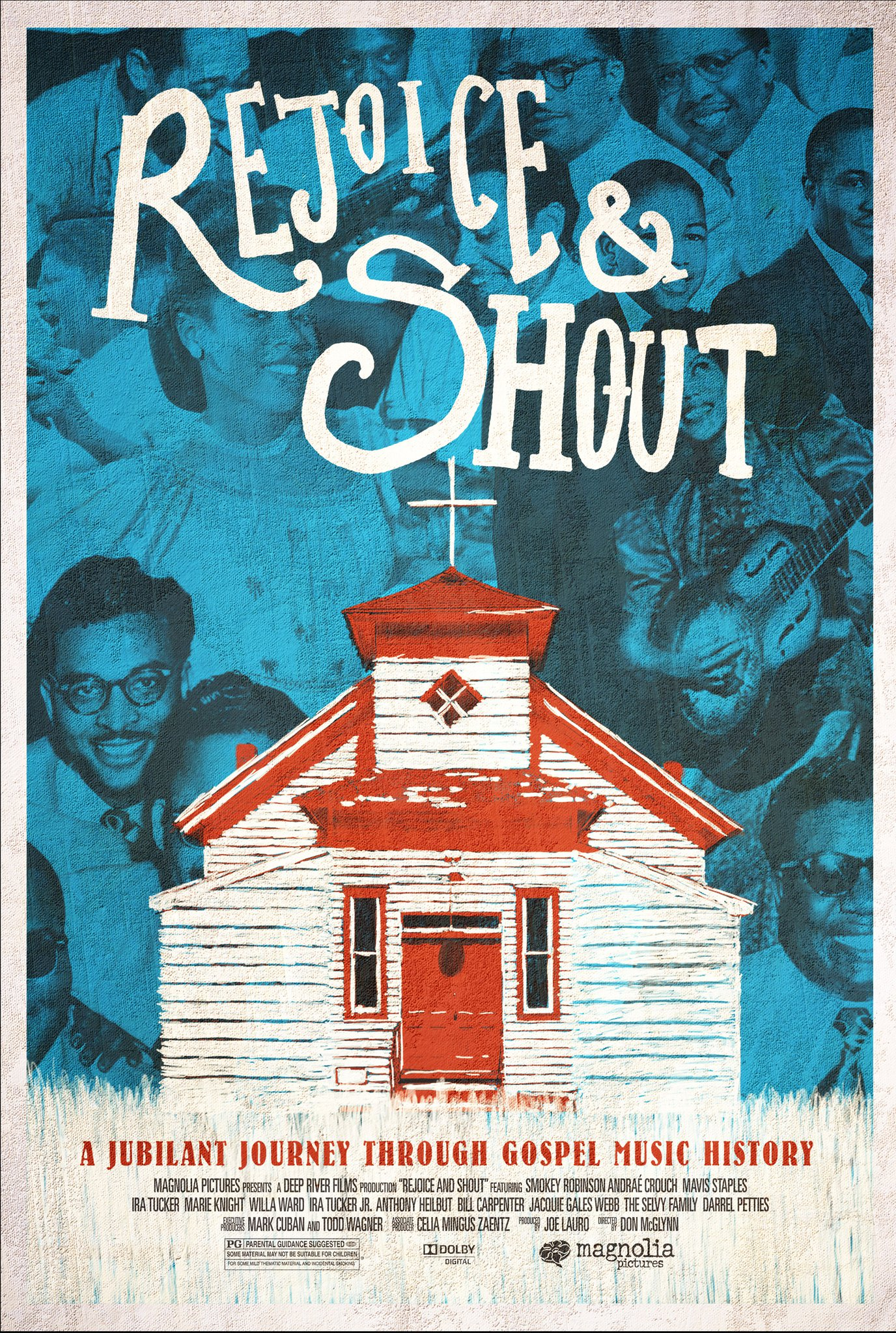Rejoice and Shout: A Jubilant Journey Through Gospel Music History